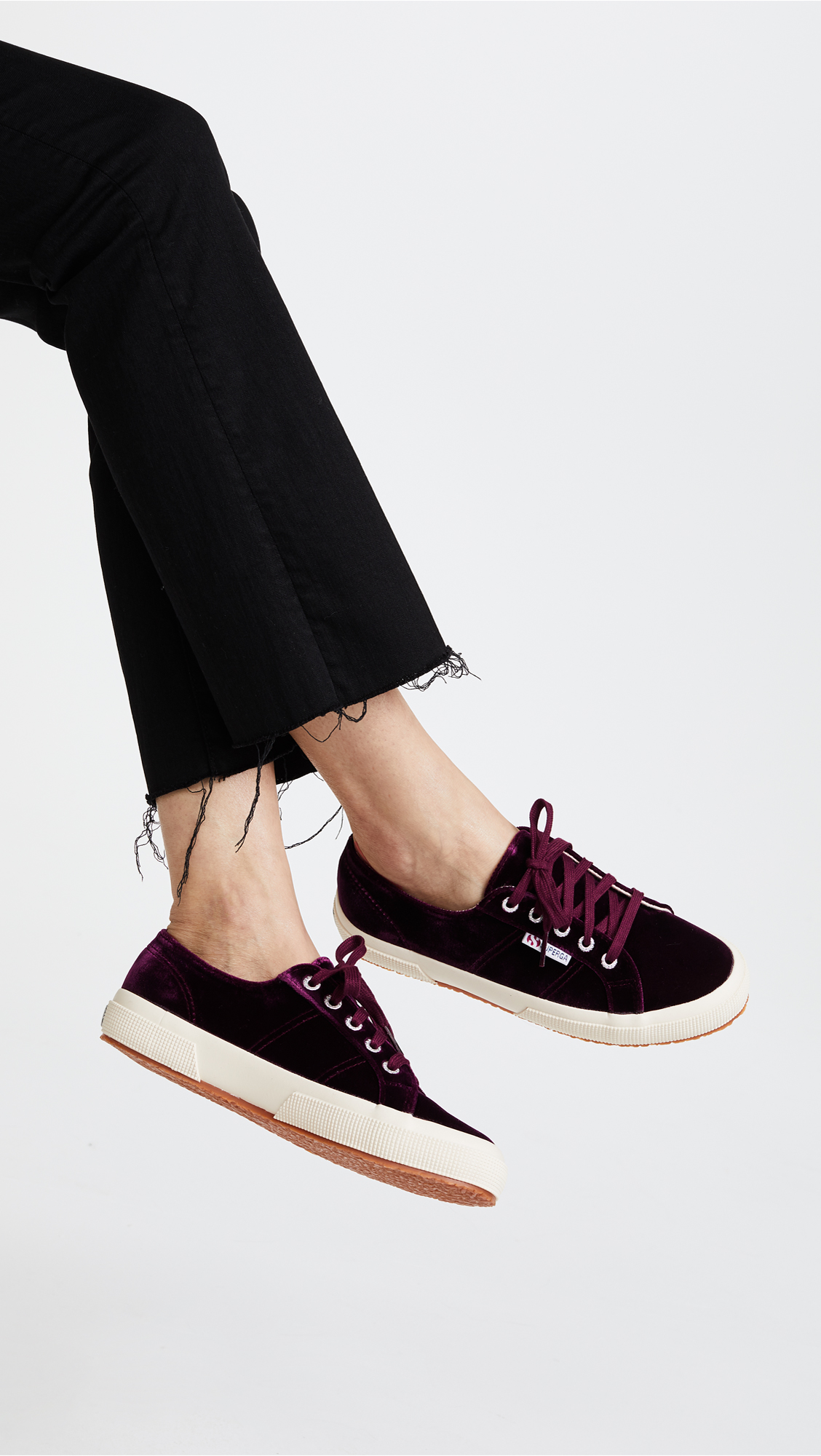 209120fde6aa17 Superga 2750 Velvet Sneakers