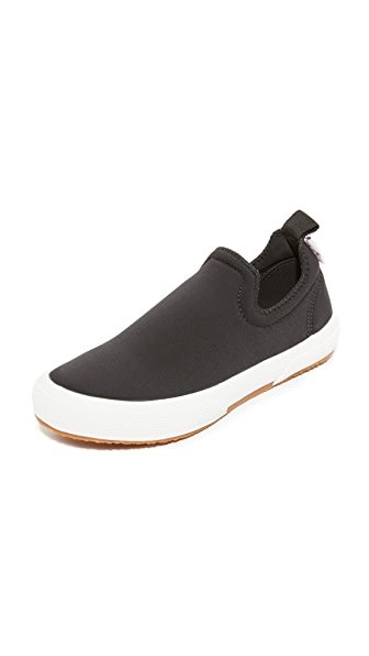 Superga 2411 Neoprene Sneakers - Black
