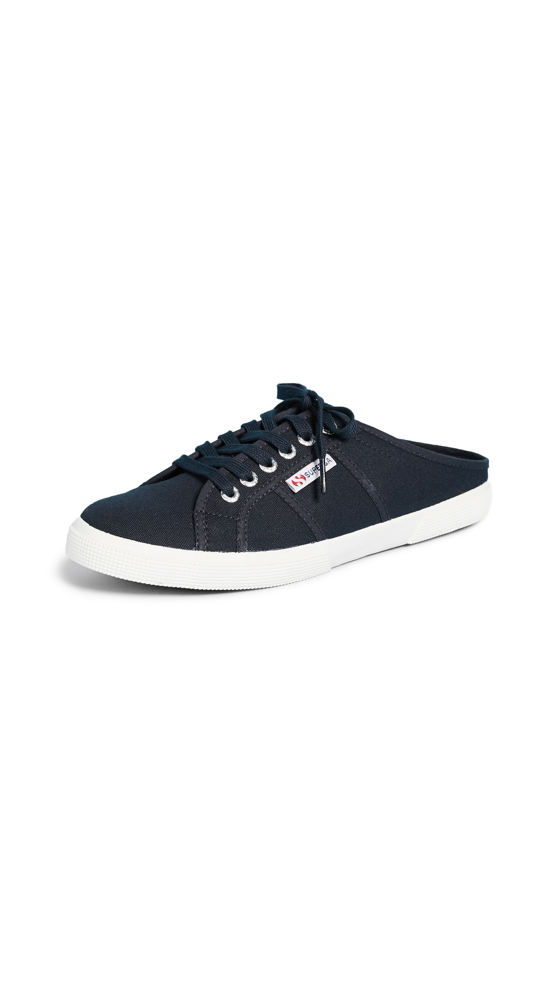 Superga 2288 Mule Sneakers - Navy