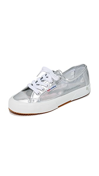 Superga 2750 Metallic Net Sneakers