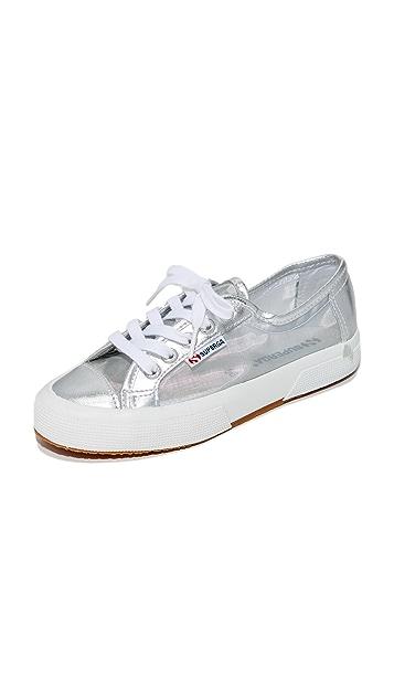 Superga 2750 Metallic Net Sneakers
