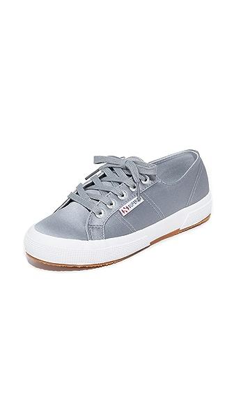 Superga 2750 Satin Classic Sneakers - Grey