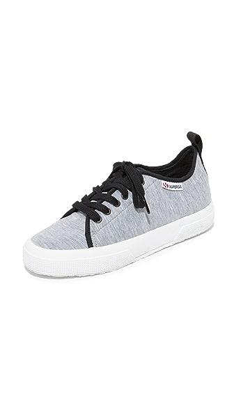 Superga Neoprene Scuba Classic Sneakers - Grey