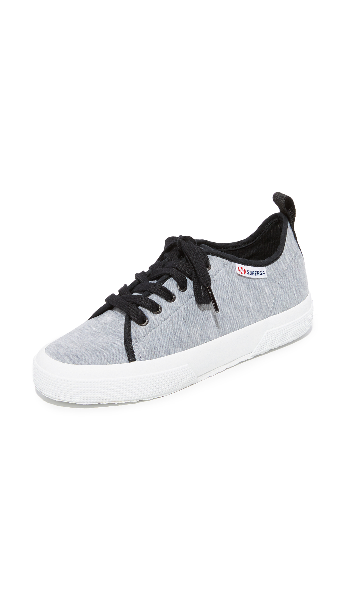 Superga Neoprene Scuba Classic Sneakers - Grey