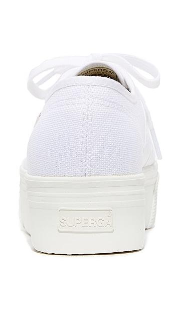 Superga 2790 Platform COTW Eyelet Classic Sneakers
