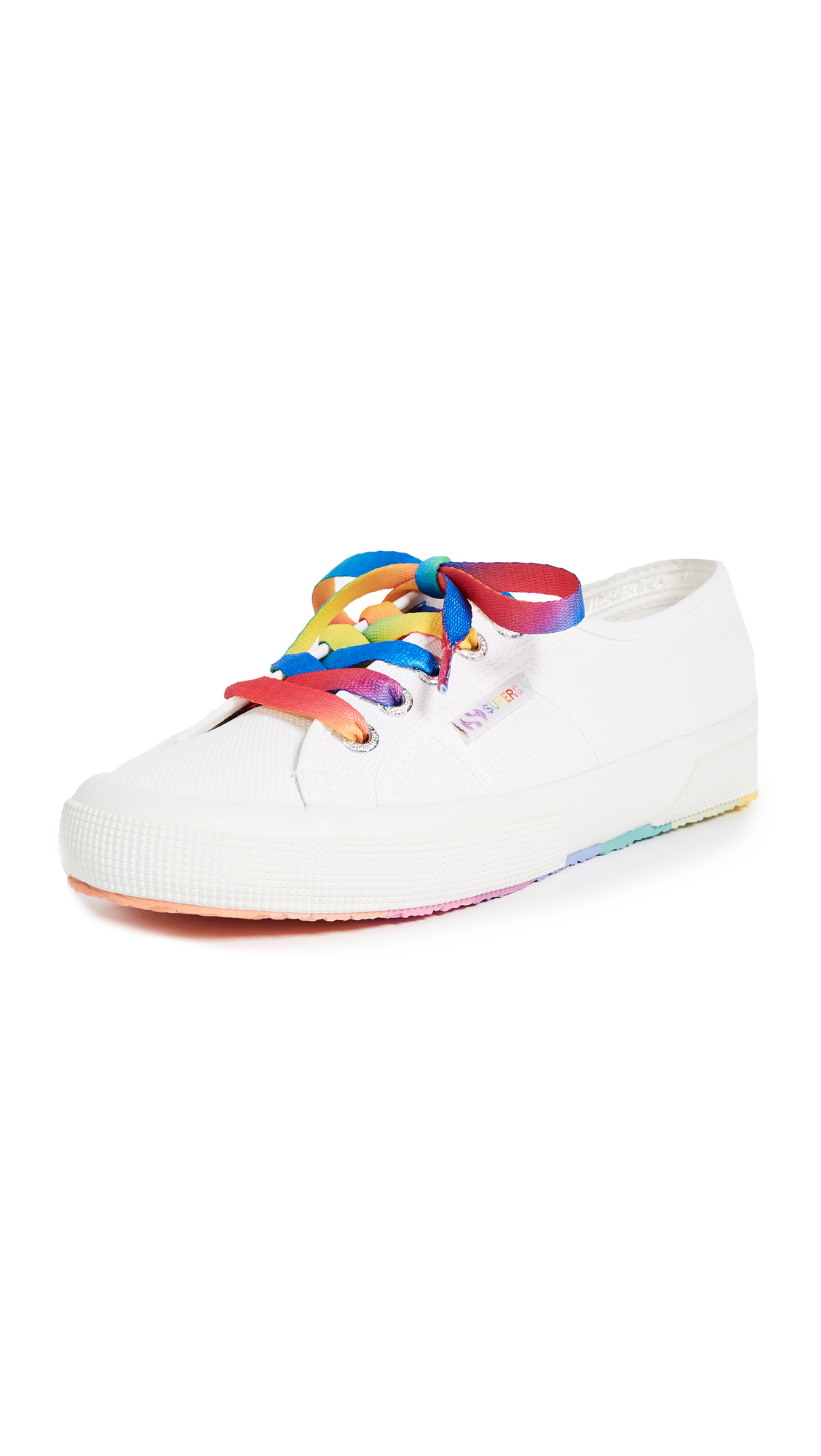 Superga 2750 COTW Multi Color Sneakers - White Multi