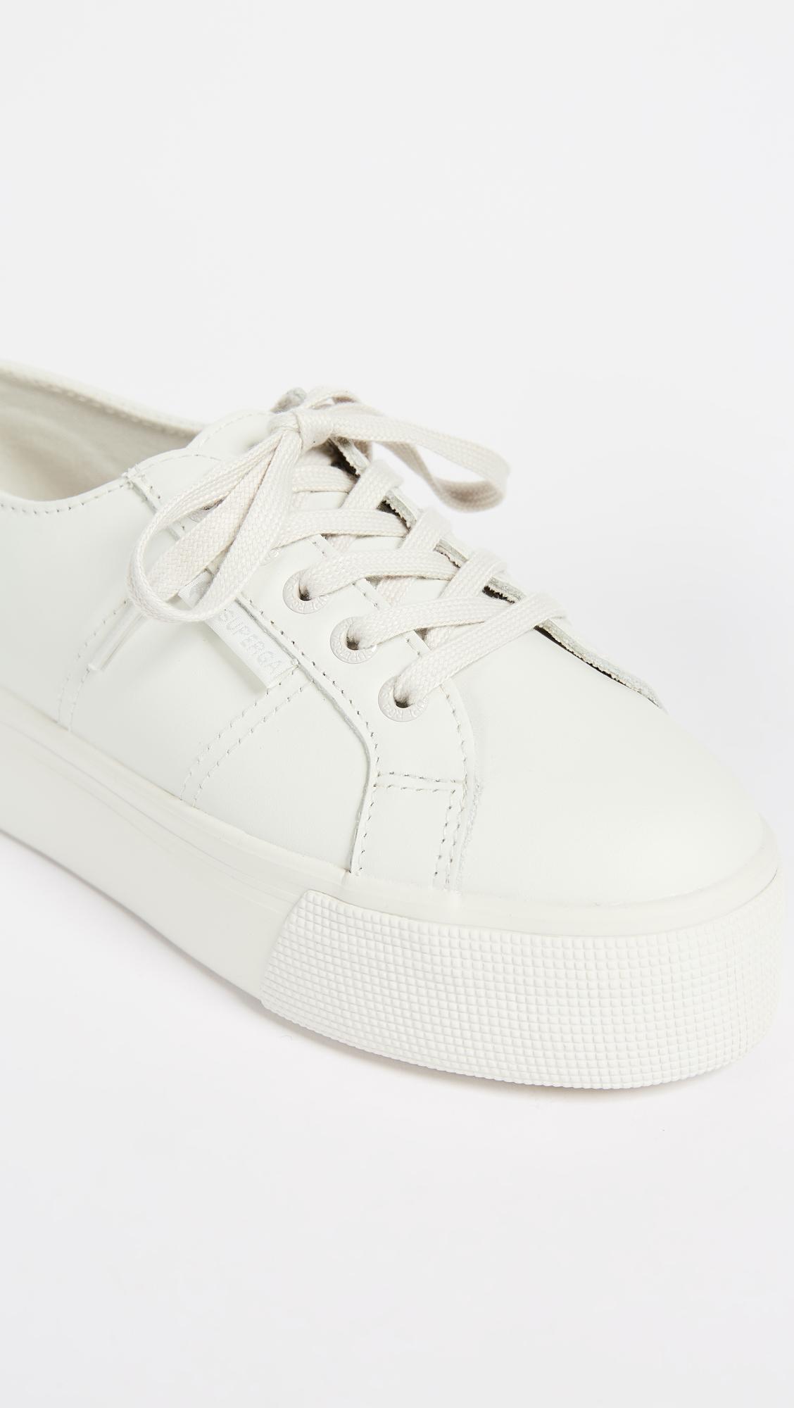 07f108d098f9 Superga 2790 FGLW Platform Sneakers
