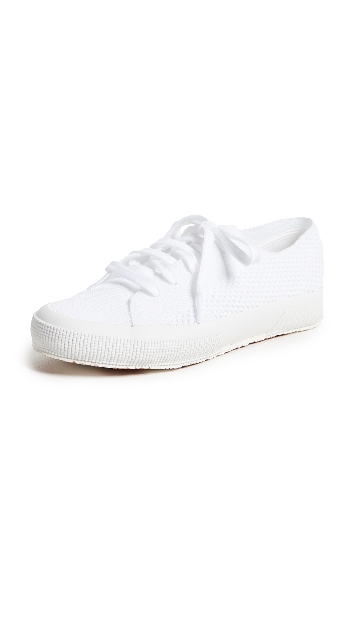 Superga 2750 Fly Knit Sneakers - White