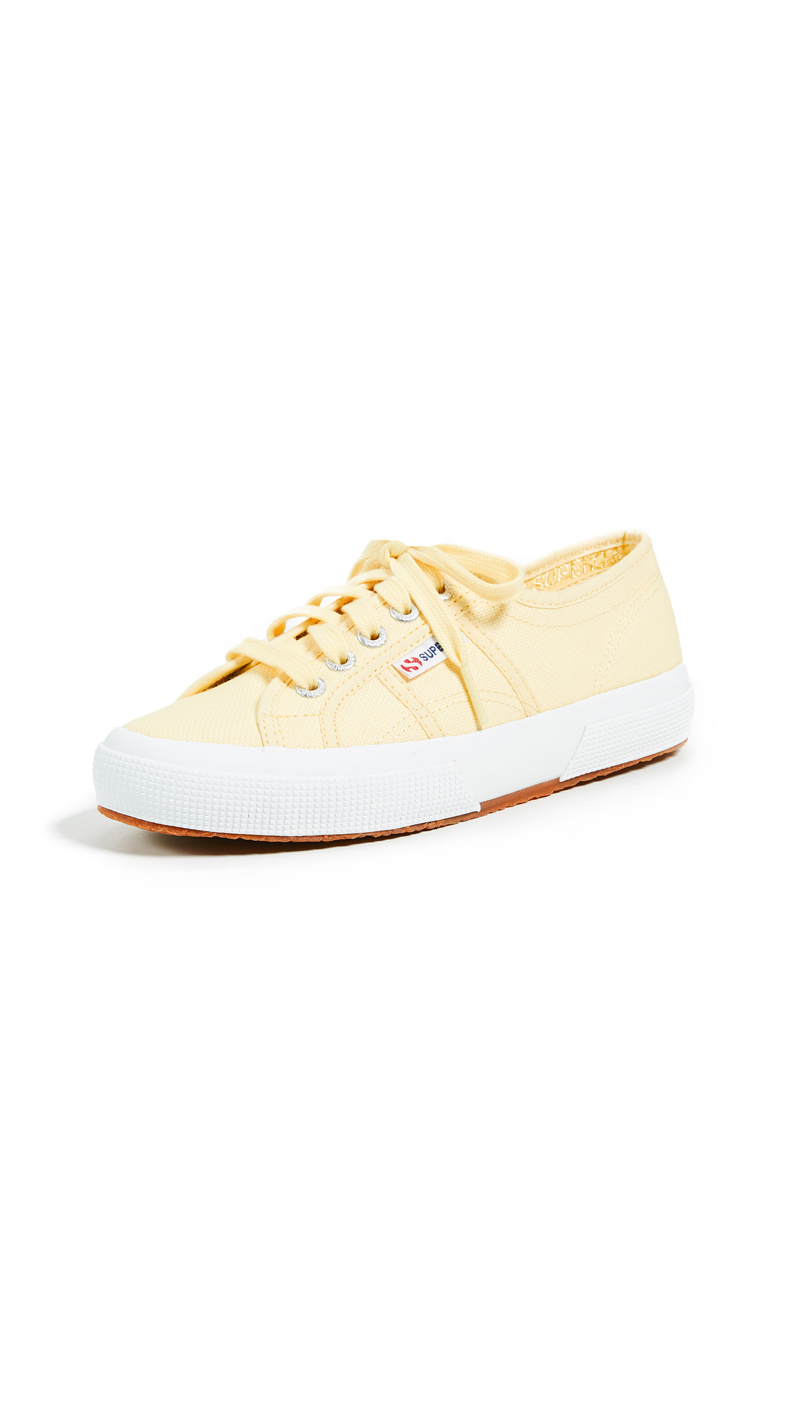 Superga 2750 Cotu Classic Sneakers - Yellow