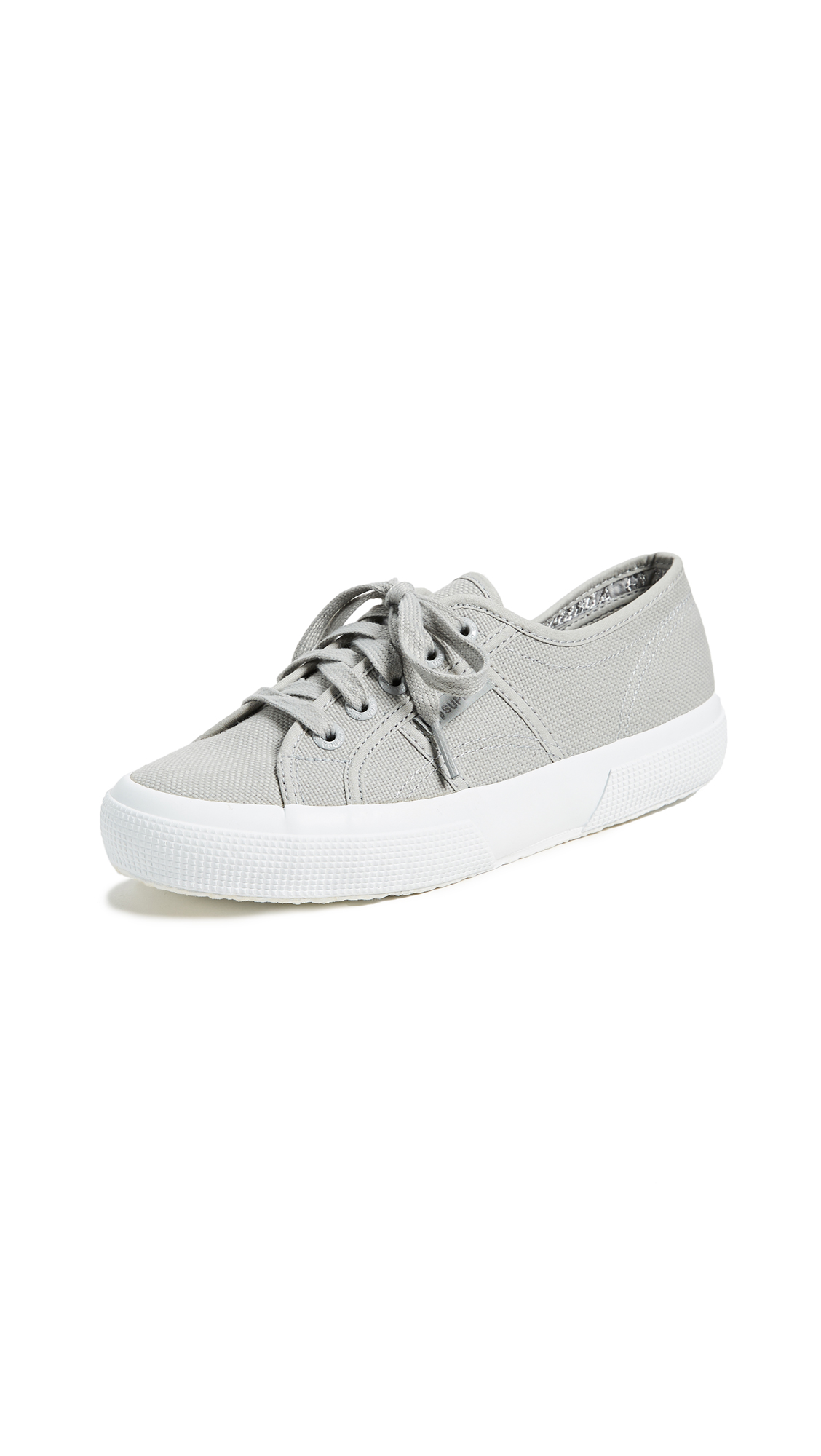 Superga 2750 Cotu Classic Sneakers - Light Grey