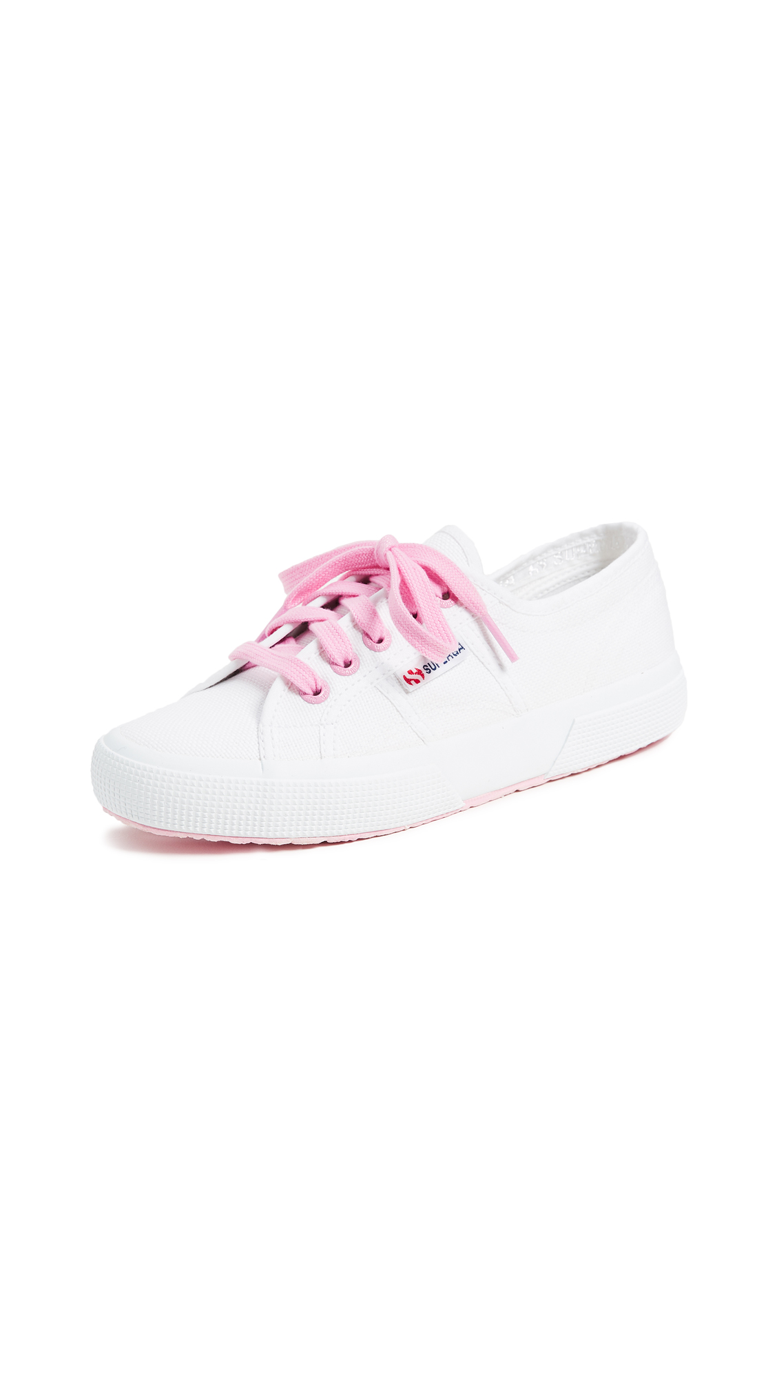Superga 2750 Cotu Classic Sneakers - Pink Multi