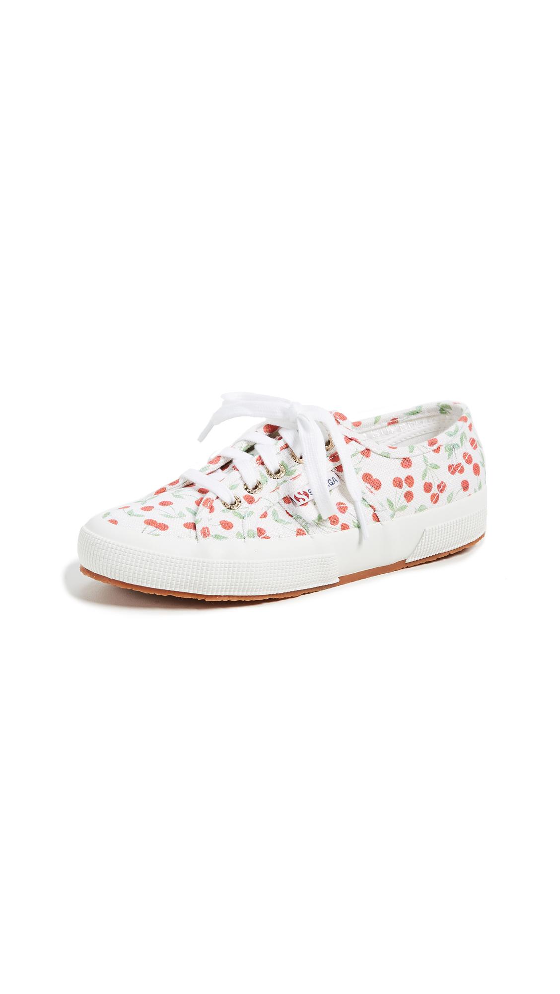 Superga 2750 Cherry Sneakers - Cherry