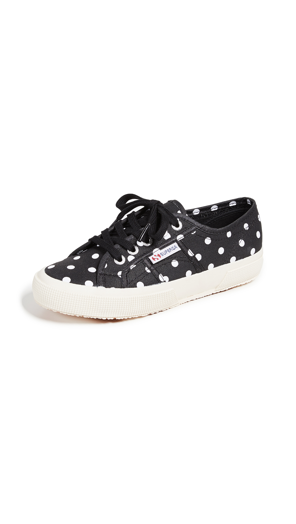 Superga 2750 Fantasy Cotu Sneakers - Black Multi