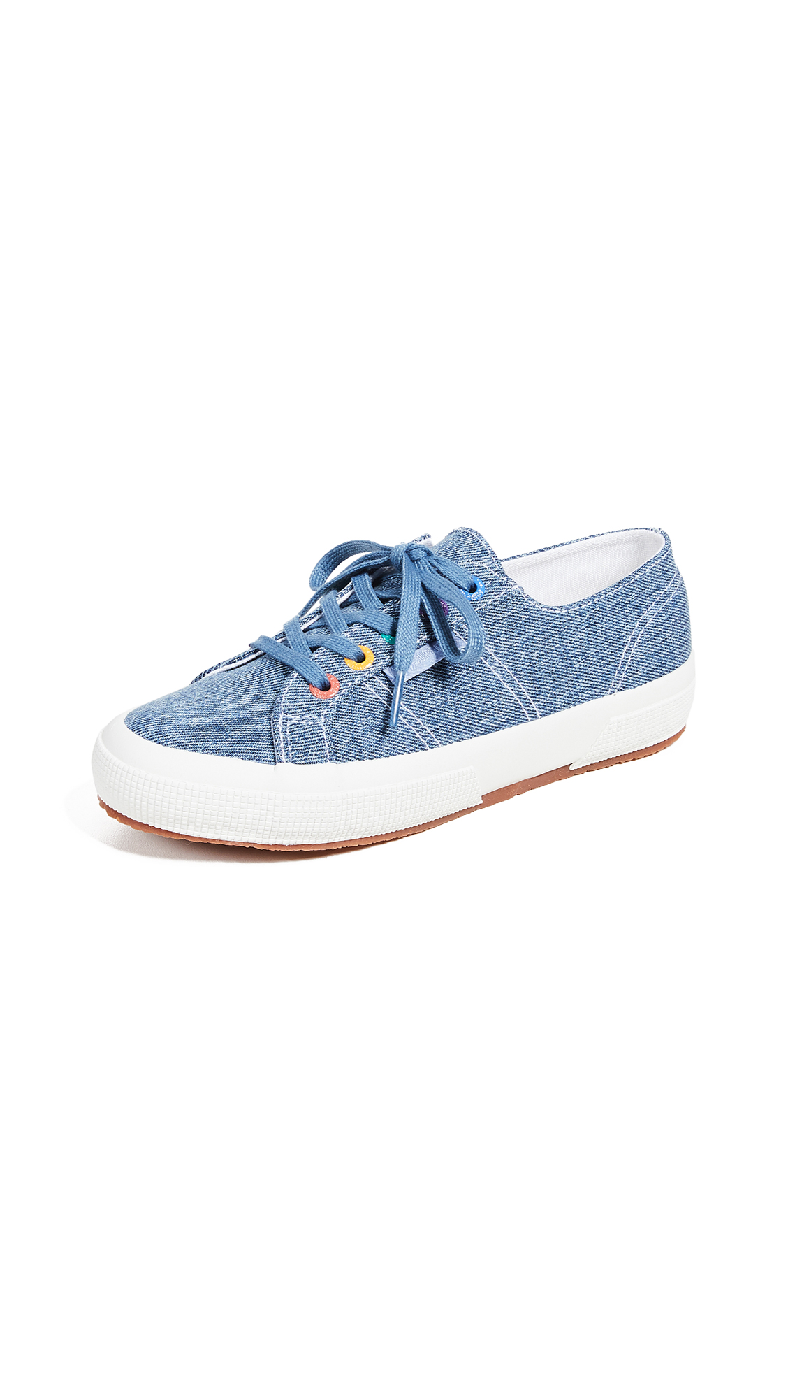 Superga 2750 Denim Sneakers - Denim Multi