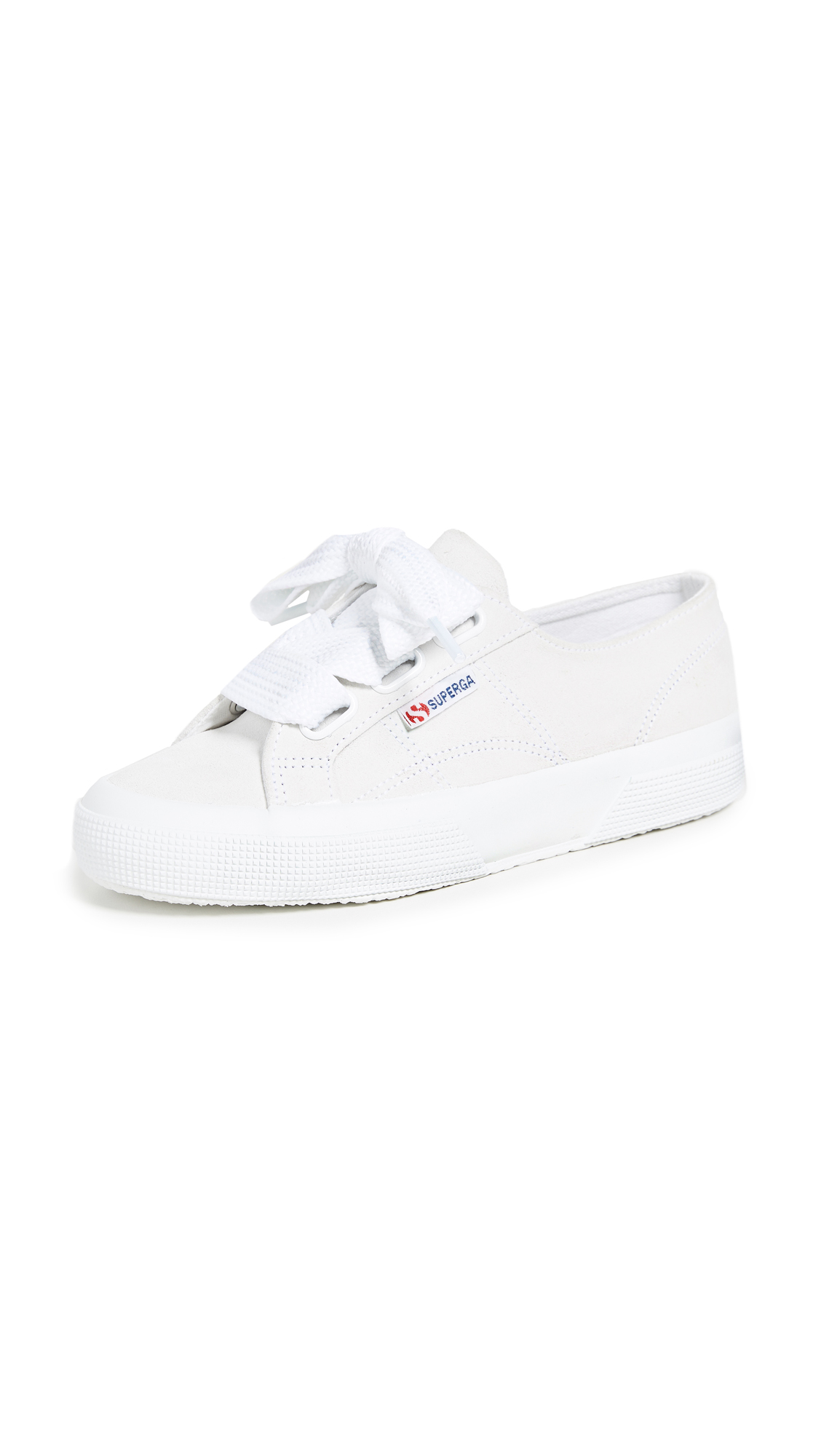 Superga 2750 Chunky Lace Sneakers - White