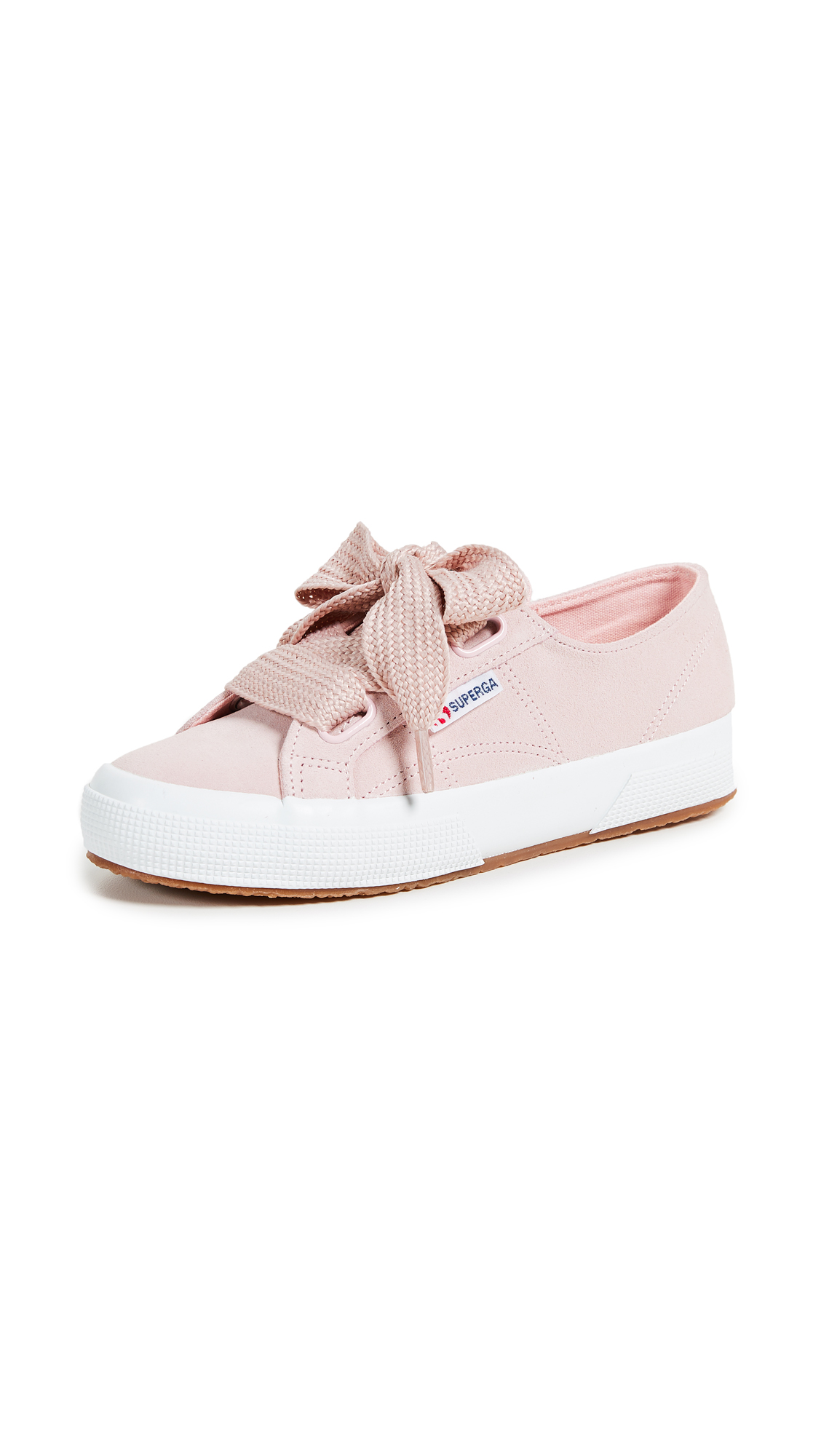 Superga 2750 Chunky Lace Sneakers - Pink