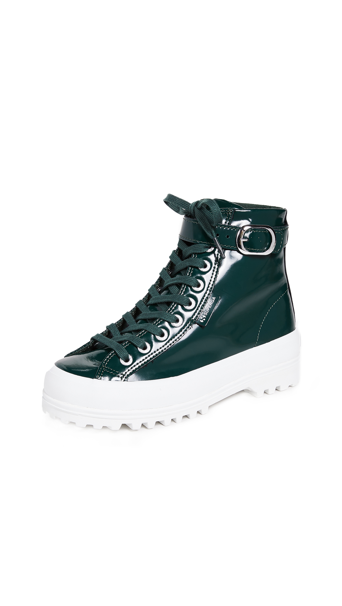 Superga x Alexa Chung 2244 Combat Boot Sneakers