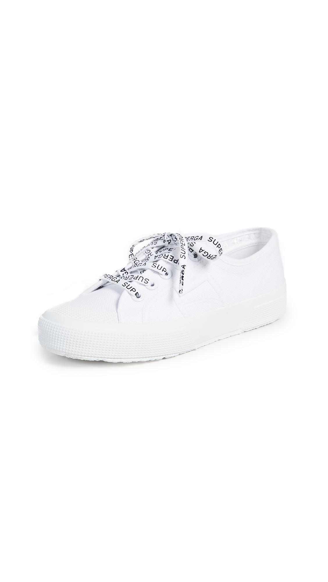 Superga White Out Package Sneakers - White/White