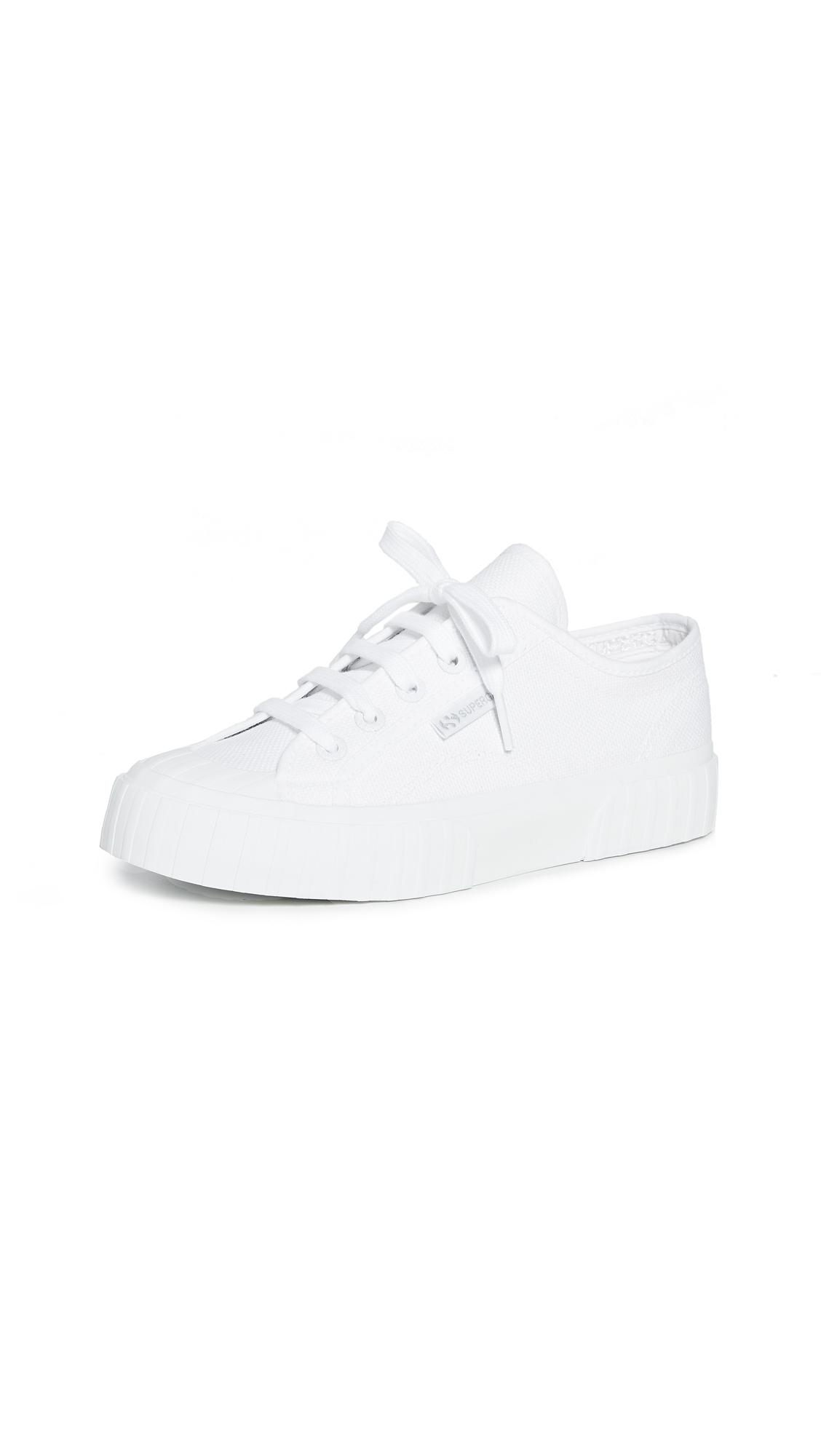 Buy Superga online - photo of Superga 2630 Cotu Laceup Sneakers