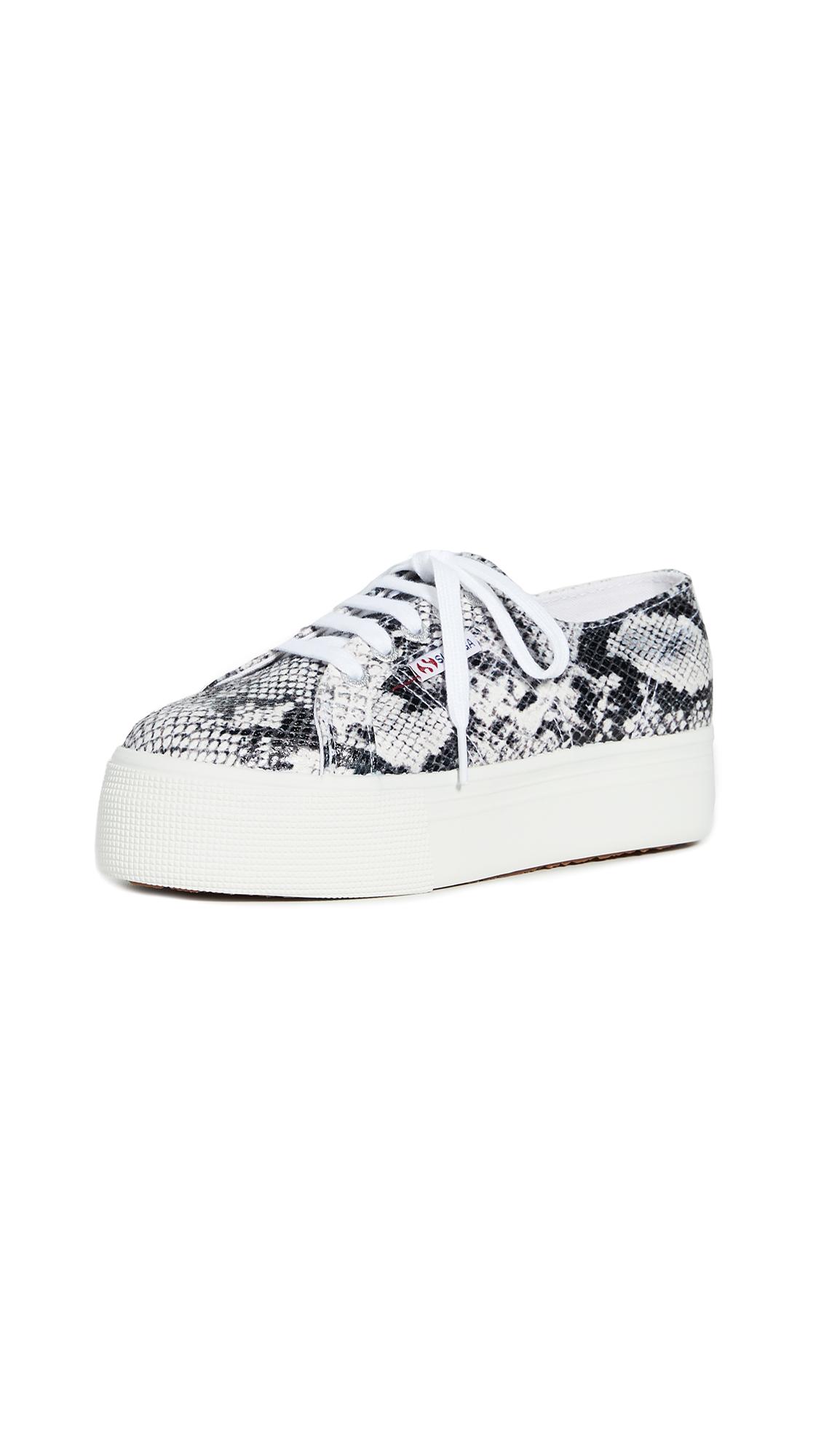 Superga 2790 Animal Platform Sneakers - 30% Off Sale