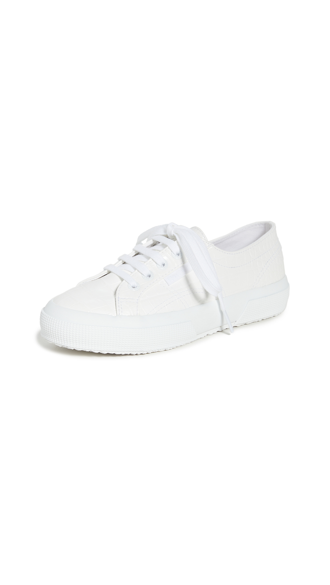 Buy Superga online - photo of Superga 2750 Syntcrocodilew Sneakers