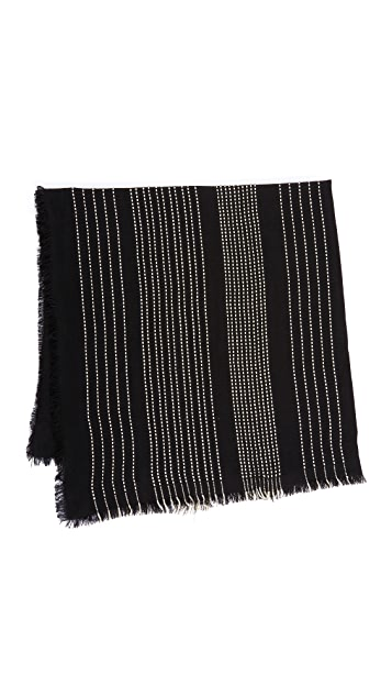 Spun Scarves by Subtle Luxury Cool Runnings Scarf
