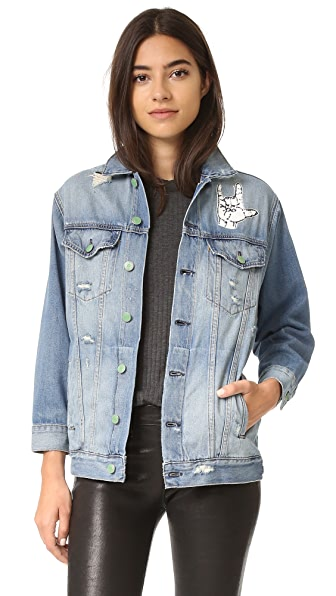 Sandrine Rose The Jean Jacket | SHOPBOP