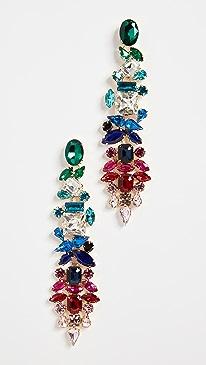 Stella + Ruby Rosie Earrings bFM0Ca