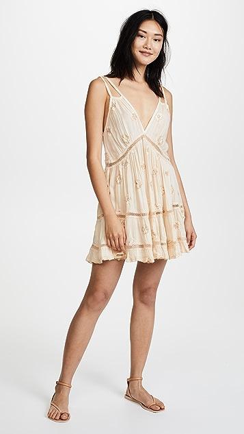 Sunday Saint Tropez Cindy Flowers Dress