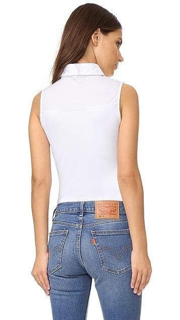 SKINNYSHIRT Classic Collar Shirt