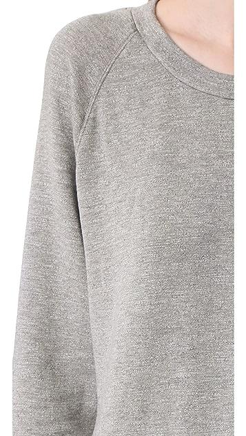 Stateside Fleece Pull Over Sweater