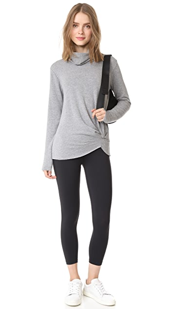 Stateside Twist Turtleneck Sweatshirt