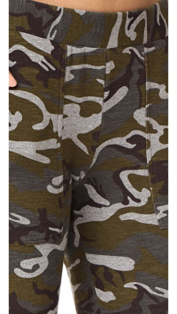 Stateside Camo Fleece Sweats