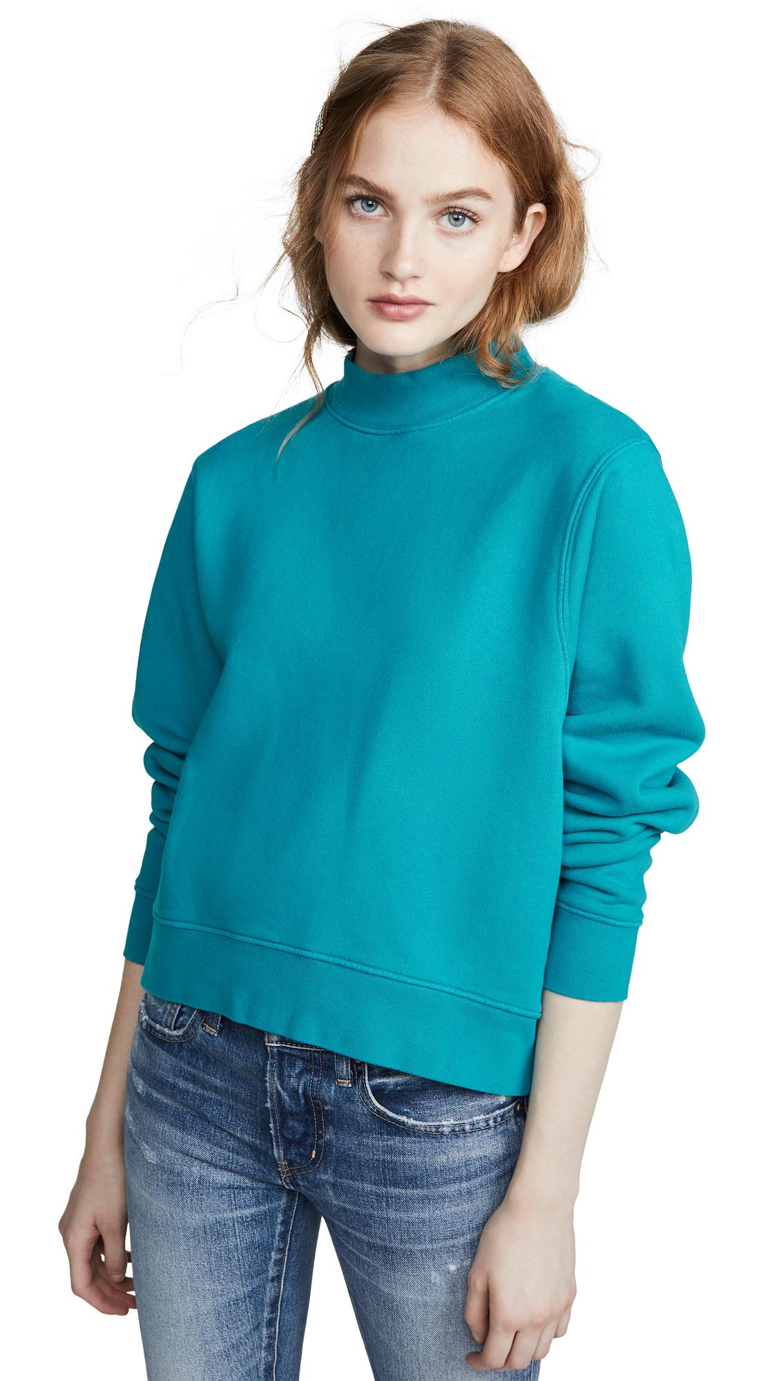 Buy Stateside online - photo of Stateside Heavy Fleece Sweatshirt