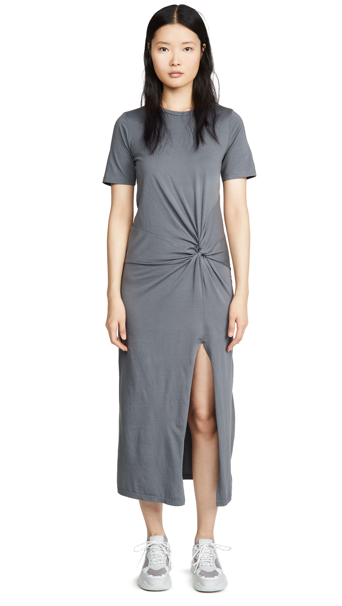 Buy Stateside online - photo of Stateside Supima Twist Dress