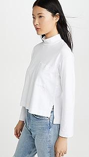 Stateside Mock Sweatshirt
