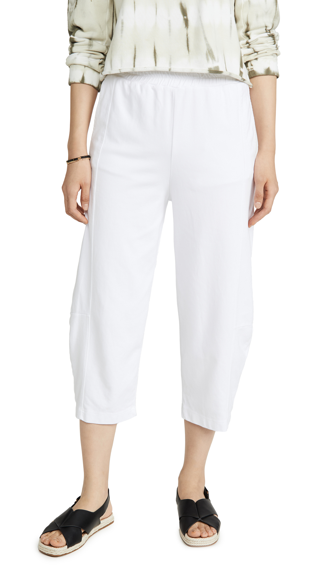 Buy Stateside online - photo of Stateside Ponte Structured Side Panel Sweatpants