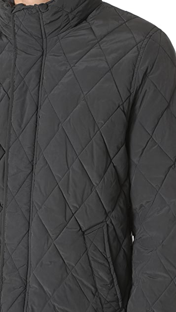 Scotch & Soda Classic Lightweight Padded Jacket