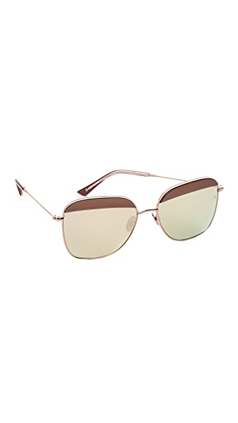 Sunday Somewhere Vito Sunglasses - Copper/Copper
