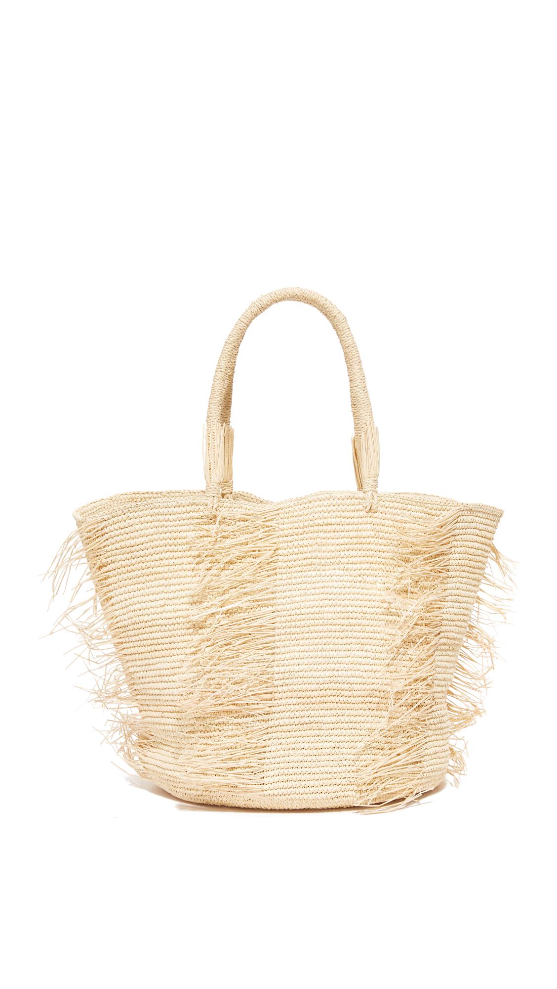 sensi studio female sensi studio toquilla straw bag natural