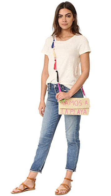 Sensi Studio Vamos a la Playa Cross Body Bag