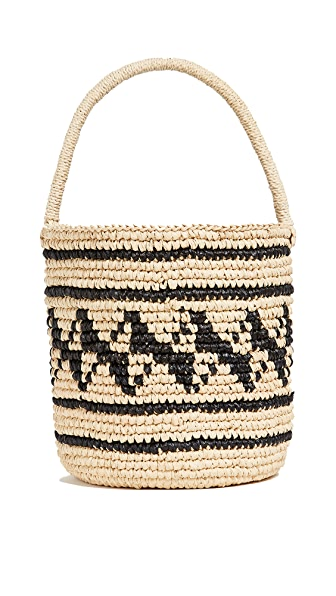 Sensi Studio Tribal Bucket Bag In Unique