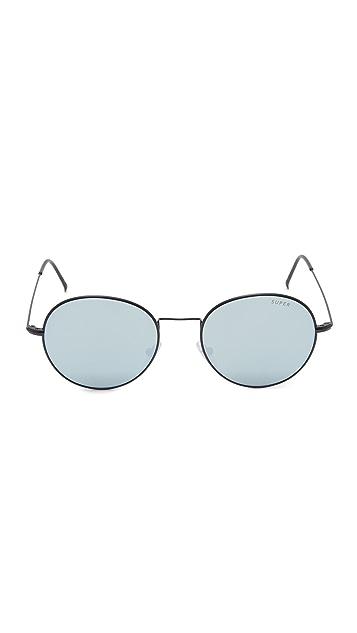 Super Sunglasses Wire Zero Base Sunglasses
