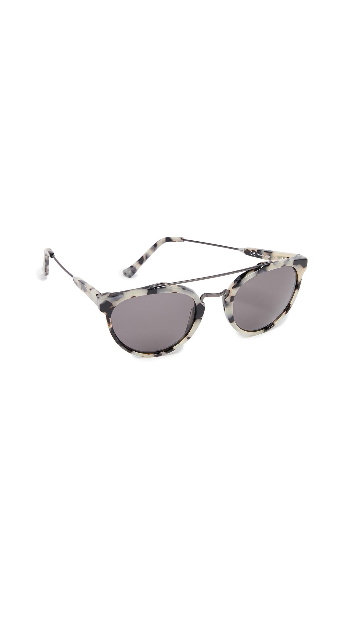 SUPER SUNGLASSES Giaguaro Sunglasses in Puma