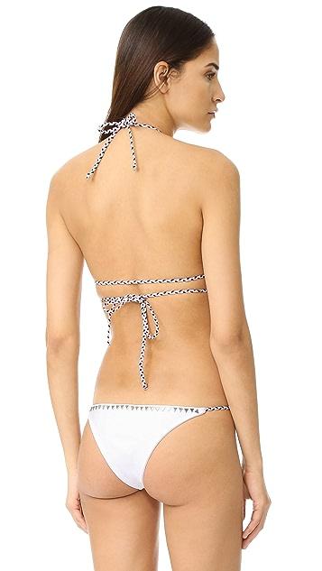 SAME SWIM Vixen Bikini Top