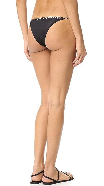 SAME SWIM Vamp Bikini Bottoms