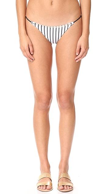 SAME SWIM The Vamp Bikini Bottoms