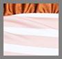Pink Stripe/Rust