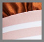 Pink Stripe/Rust