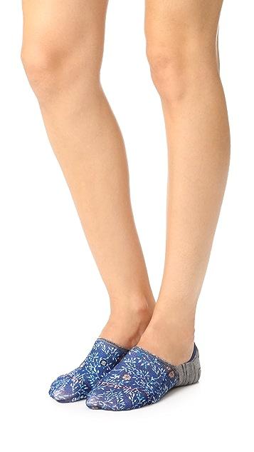 STANCE Super Invisible Leaf Socks